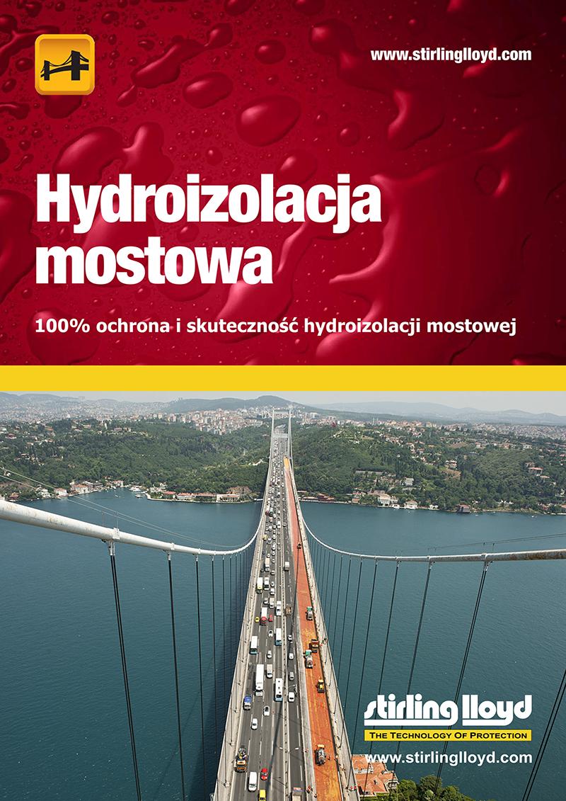 Hydroizolacja mostowa